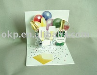 product kinds of 3D greeting cards