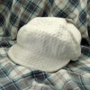Ladies hat with press printing