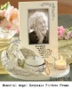 Memorial Angel Keepsake Picture Frame