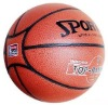 World standard PU basketball