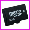 8GB micro SD memory card