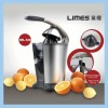120W electric stainless steel citrus juicer