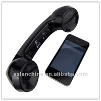 Volume Control Cordless Retro Phone Bluetooth Handset