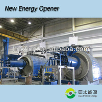 new patented fully automatic extracting oil from waste