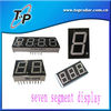 Various color 7segment digital led clock display
