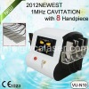 Hot portable Cavitation 1Mhz slimming machine-accept paypal