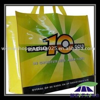 Laminated Promotional PP woven bag