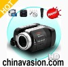 720P Handheld HD Digital Camcorder with Optical Telescope Zoom Lens