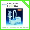 Mde in Japan !! Portable Ultrasonic Nebulizer Oasis with 100mL Medicine Bottle Capacity, Measuring 260 x 145 x 170mm