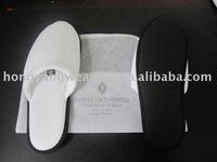 Hotel cotton towel slipper