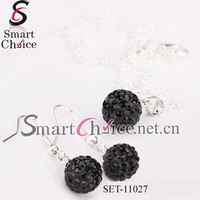 Fashional lead and nickel safe alloy fashion jewelry sets