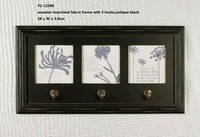 FU-12588 decorative wooden imprinted picture frames