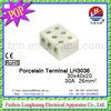 Porcelain Terminal Block LH3036 30A 30*40*20MM! handheld terminal