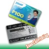 paper prepaid calling card