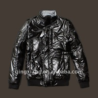 men's fashion down jacket