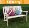 Garden Furniture - Log Table & Chair