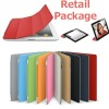 Slim Flip Folding Foldable Magnetic Smart Case Cover for iPad 2 New iPad 3