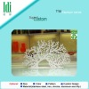 Metal Craft and displayer, metal craft, decorative metal cutting craft