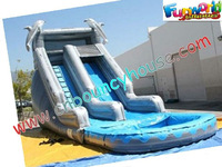 2013 prevalent inflatable giant slide