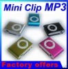 Mini Digital MP3 Player 1GB with Clip