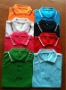 2012 promotional men's good quality cotton polo shirt