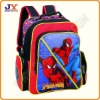 Cool Spider-man polyester school backpack for boy