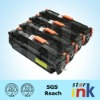 Compatible Color Toner Cartridge for HP CC530A/CC531A/CC532A/CC533A B/C/M/Y with OEM OPC