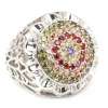 OEM Factory Best Quality Costume Jewelry Rings