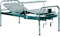 M2001-10 Durable Stainless Steel Bed for Hospital