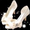 White Wedding Shoes (R-042#)