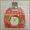 christmas paper pillow box