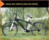 lithium battery 36v 250W electric mountain bike