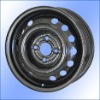Tube Steel Truck Wheel/Rim