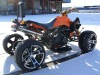 350CC EEC RACING ATV NEW MODEL POPULAR IN EUROPE