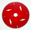 Super red TCT saw blade for wood