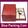 Fancy Wooden Cosmetic Package Case