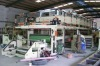 NEW design board paper film laminating Machine from China