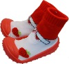 Strawberry Safety Shoe Sock