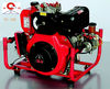 high volume water pump equipped with primer