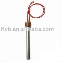 Heater element, adjustable heaters, single-point heater rods
