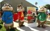alvin chipmunks mascot costume performance costume