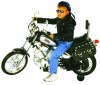 Factory Supply Ironhawk emulational KID'S B/O ride on -Super motorcycle