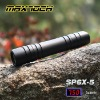 Maxtoch SP6X-5 Aircraft-grade Aluminum Cree T6 Bag Flashlight