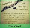 Trustworthy Yiwu Agent
