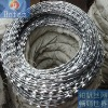 razor tape barbed wire mesh(manufacturer & exporter)