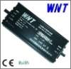 136w waterproof IP67 led power transformer with active PFC