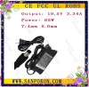 ac adapter for Dell 19.5V 3.34A 5.0-7.4mm 65W