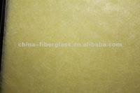 China fiberglass yellow tissue professional manufacture