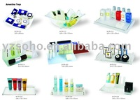 Hotel Acrylic Amenities Trays