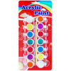14 Colors Acrylic Paints Set